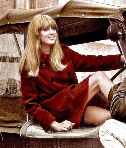 Eric Clapton Pattie Boyd George Harrison Something 1960s