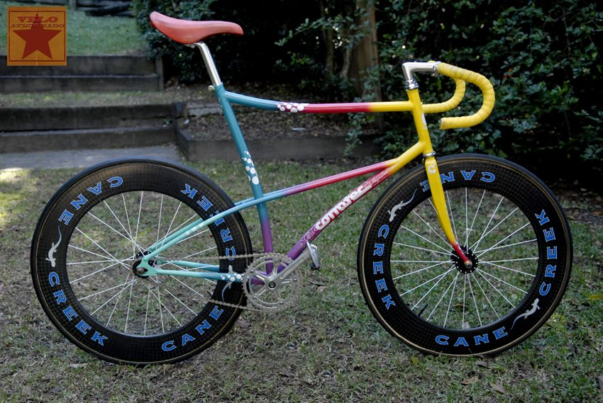 Corratec Bow Track Bike Circa 1995 By Mauro Sannino Bike