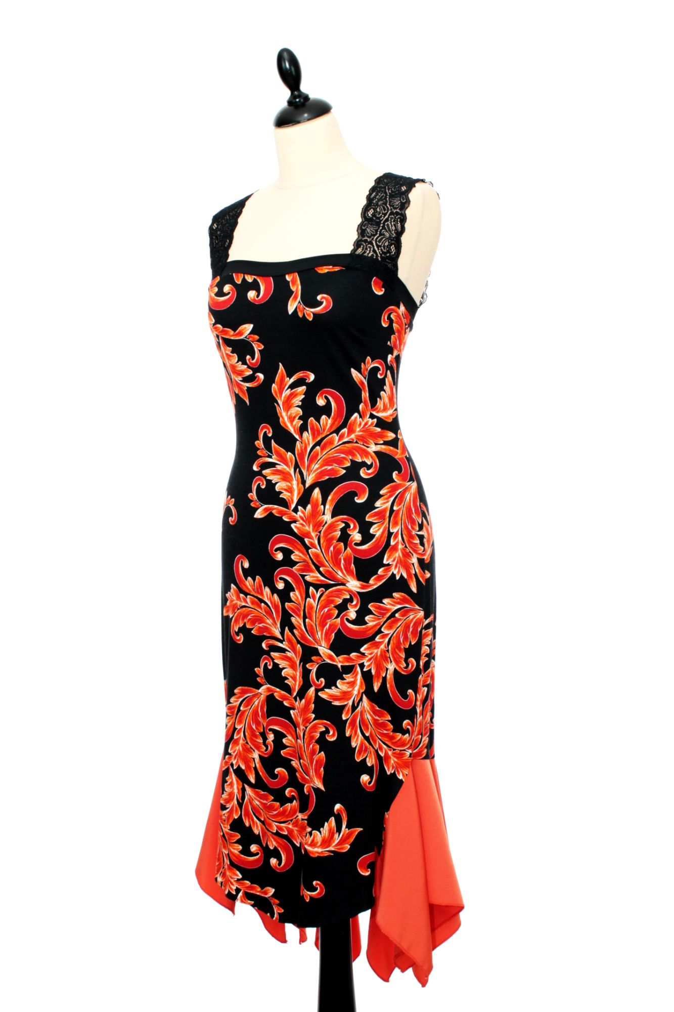 Belle Robe de Tango | Gorgeous Tango Dress by IRYNA Créations. #robe ...