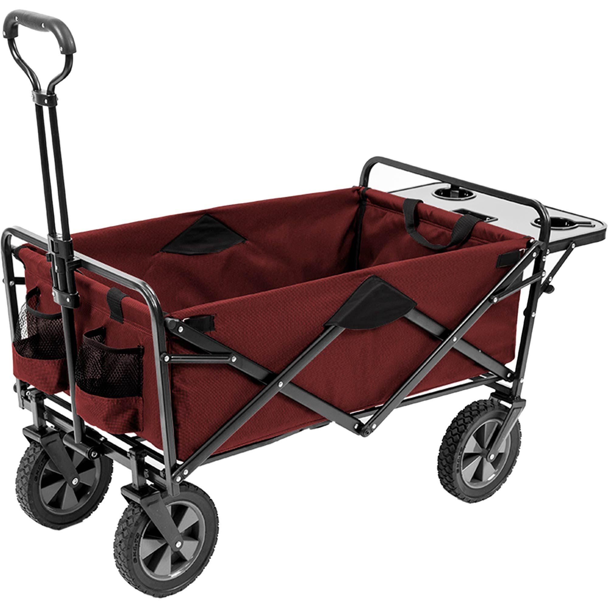 Mac Sports Collapsible Outdoor Utility Wagon Utility Wagon Folding Wagon Wagon Cart
