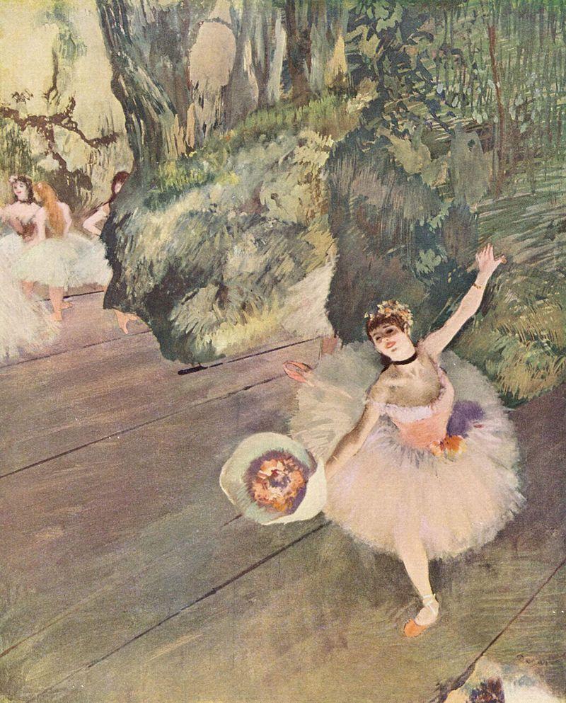 Edgar Germain Hilaire Degas 069 - Impressionism - Wikipedia, the free encyclopedia
