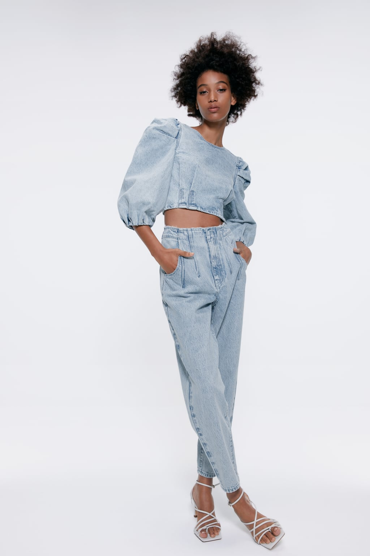 Look de la semana: Camisa vaquera Zara