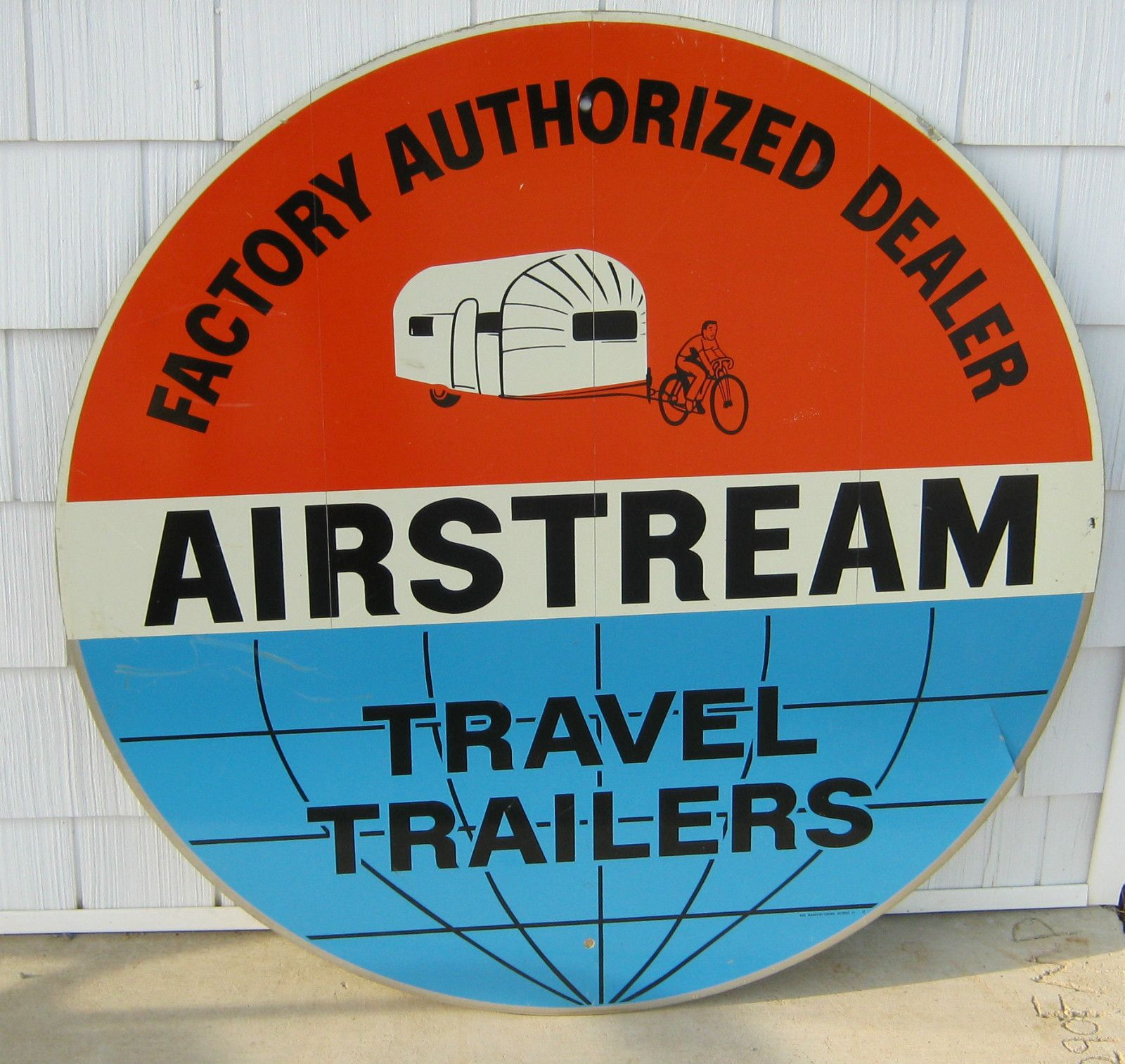 Airstream dealership advertising sign | Advertising Signs