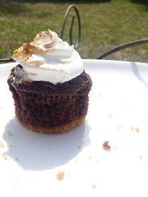 S'Mores Cupcakes | Life Tastes Good