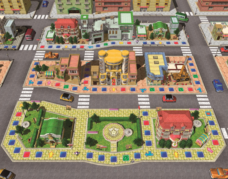 Koopa's Tycoon Town - Super Mario Wiki, the Mario