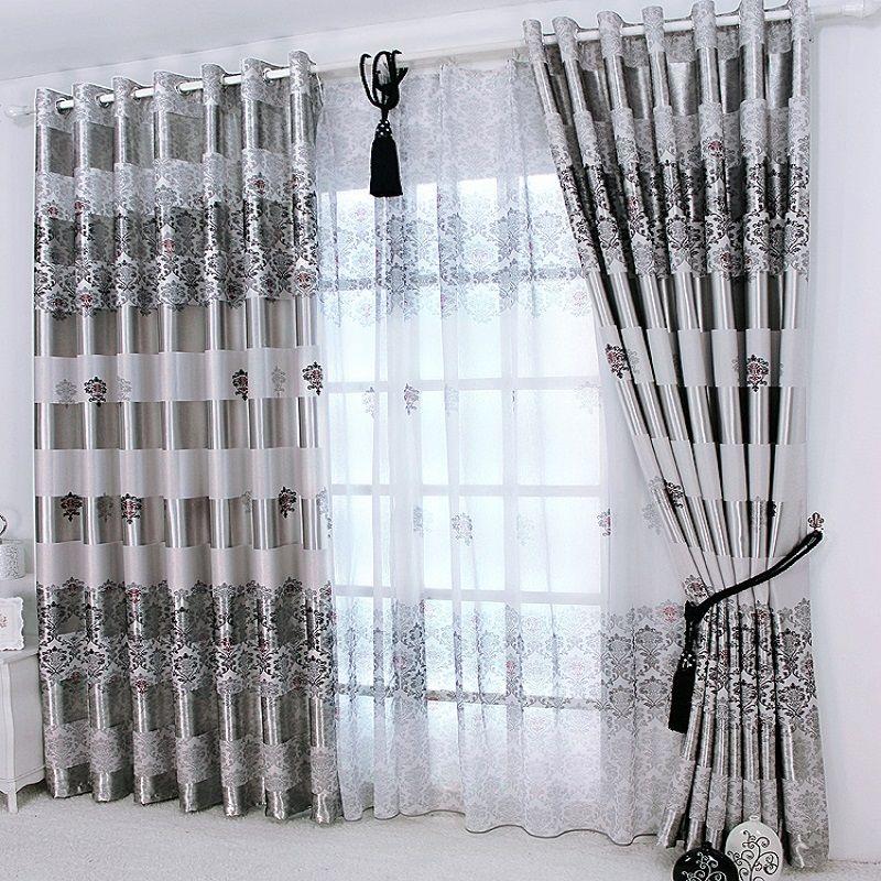 Cheap 1 unid 2016 Nuevas Cortinas para Las Ventanas Cortinas Europea - cortinas para ventanas