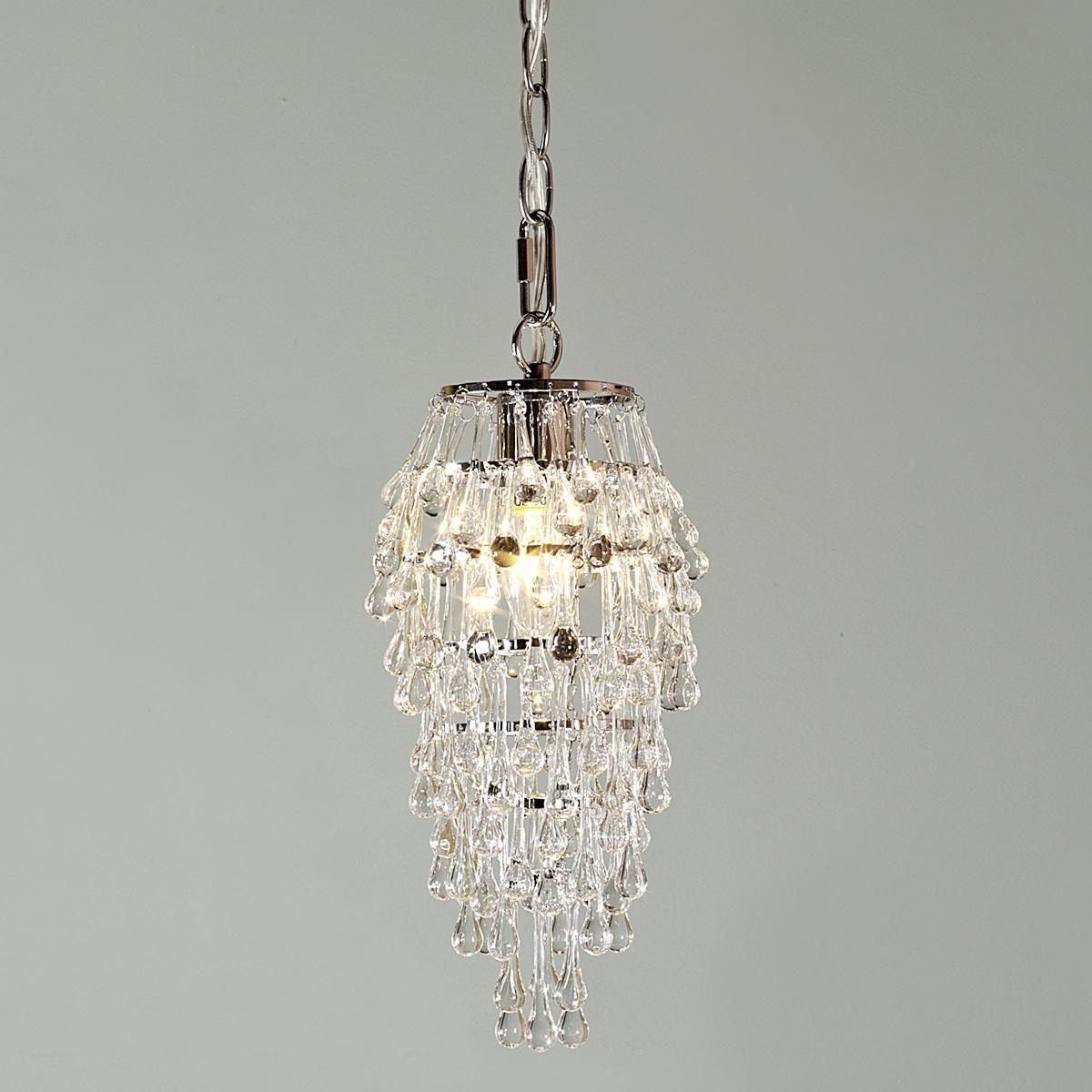 Raindrop Crystal Pendant Shades Of Light 1 100 Watt 10 Chain Rating Printable Ver Crystal Pendant Lighting Glass Pendant Shades Crystal Pendant