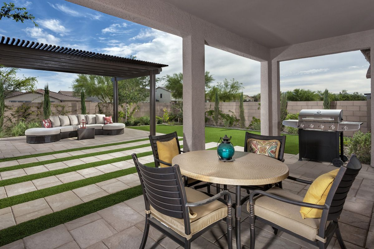 Cantabria at rancho valencia a kb home community in tucson az