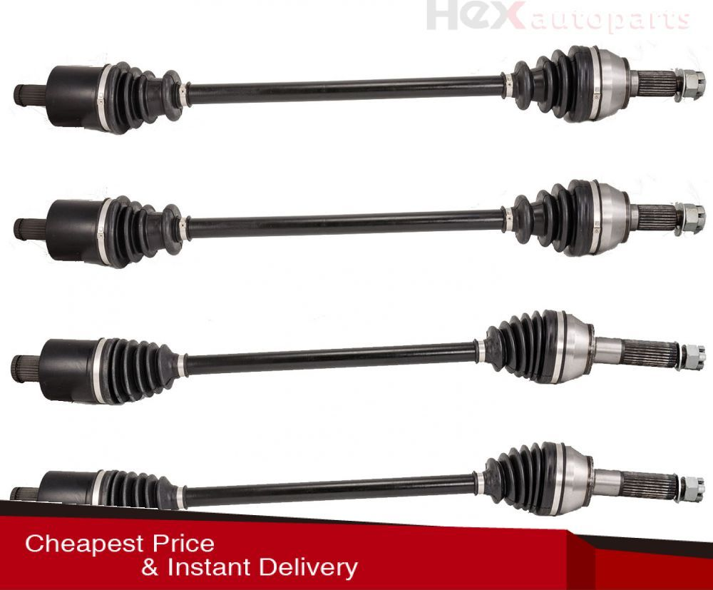 Hex AutoParts Complete Front & Rear Left&Right CV Joint