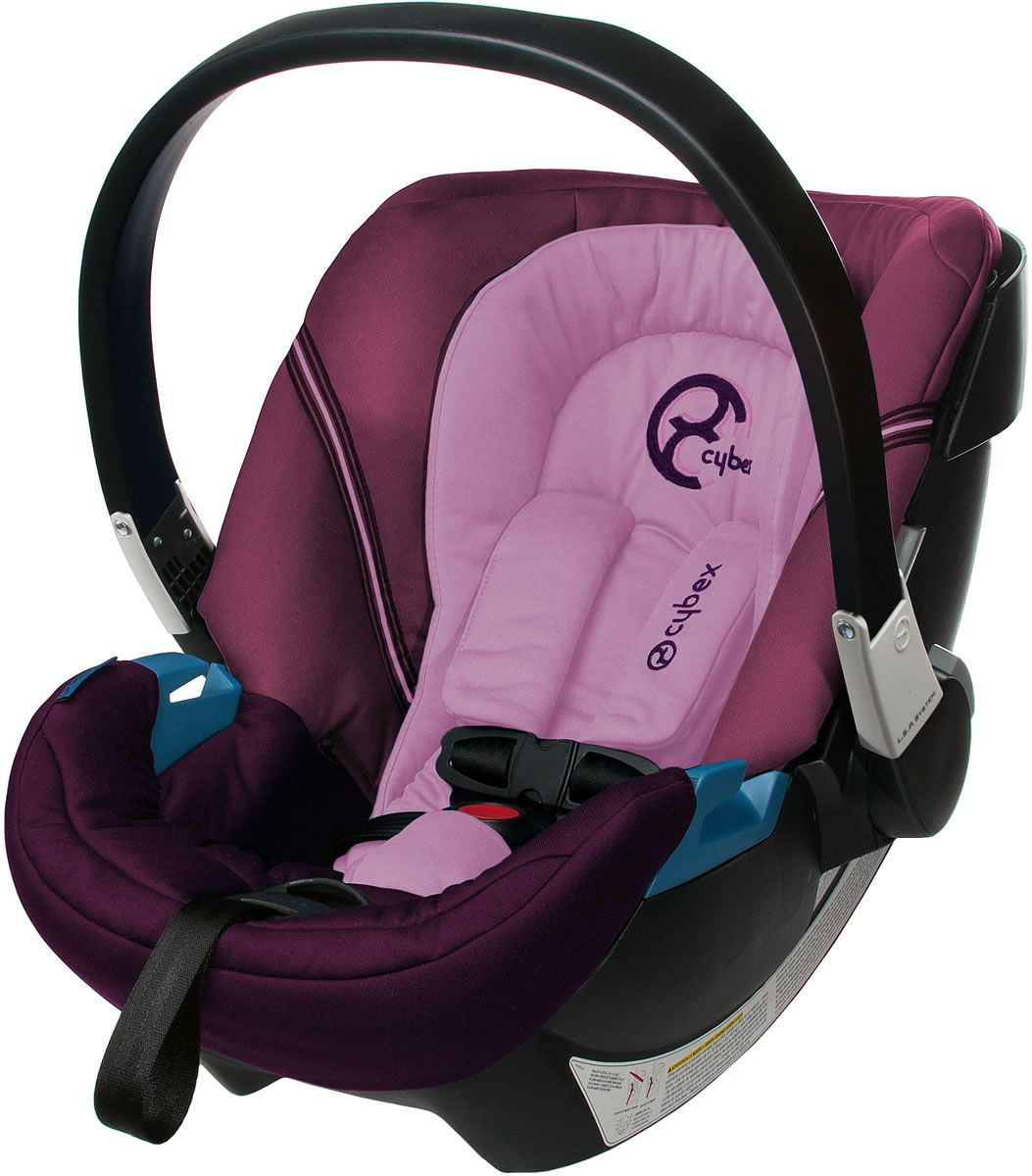 Cybex Aton 2 Infant Car Seat 2013 Violet Spring Baby Car Seats Car Seats Infant Car Seat Base