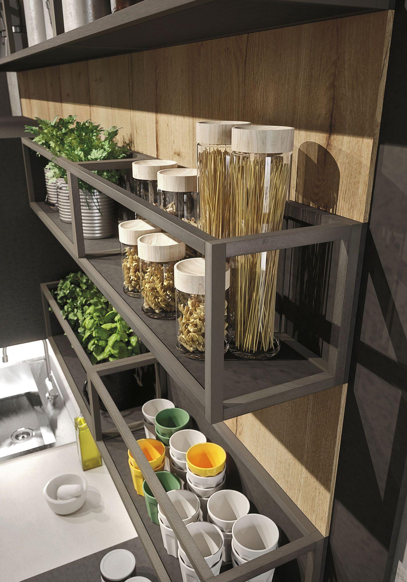 "Expression Of The Latest ""Urban"" Trends: Loft Kitchen | Pinterest ..."