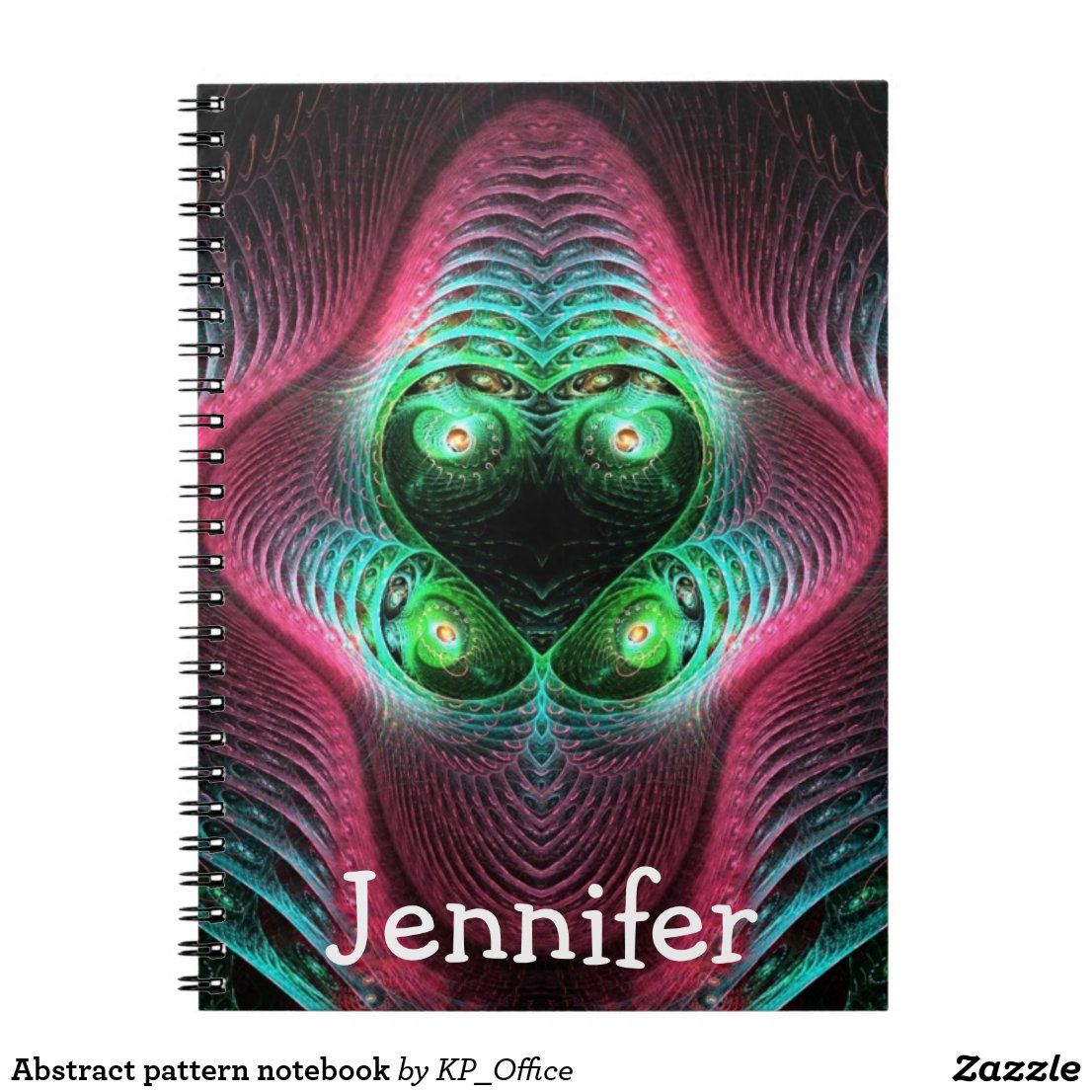 Abstract pattern notebook in 2020 Pattern