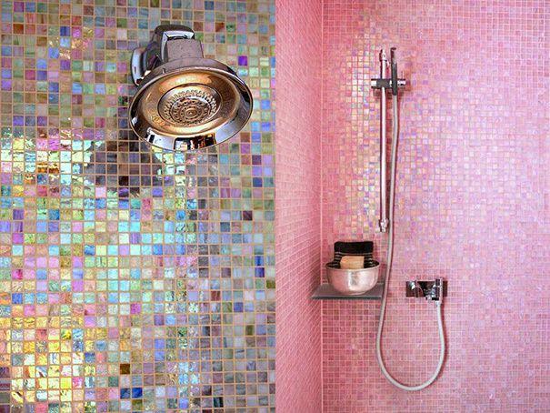 Wooninspiratie: 12X prachtige, gekleurde badkamers | Fashionlab