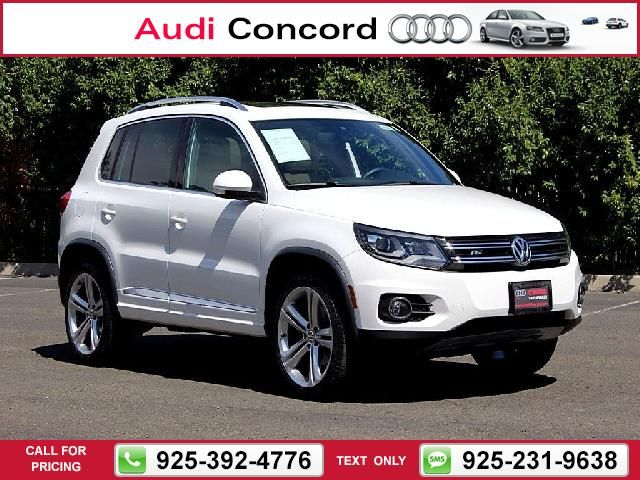 "Diamond Honda Glendale >> 2014 Volkswagen Tiguan R-Line Navigation 19 wheels Leather"" 19k miles $29,370 19603 miles 925 ..."