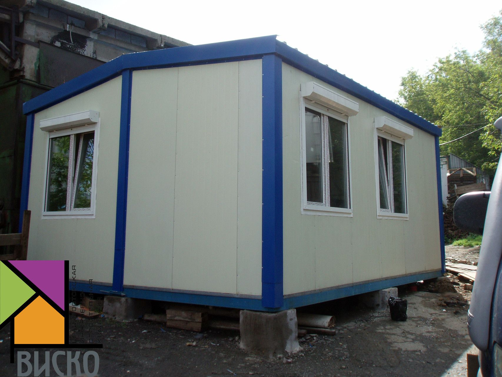 Строительство дачных домиков владивосток фото