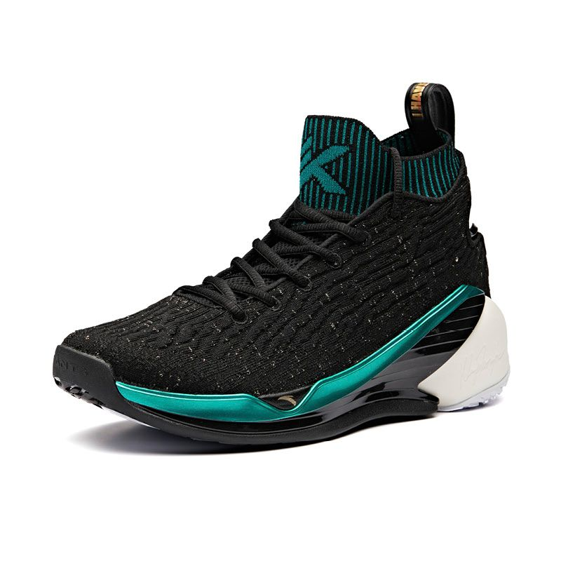 1f30168334a69 This anta men s shoes is Anta 2018-2019 KT4 Klay Thompson signature basketball  shoes