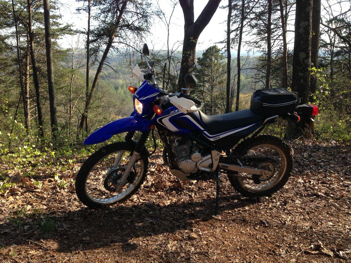Xt250 dual sport