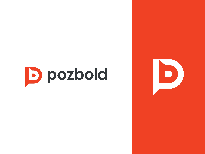 pozbold (p+b) monogram Logo Design. Looking for a logo