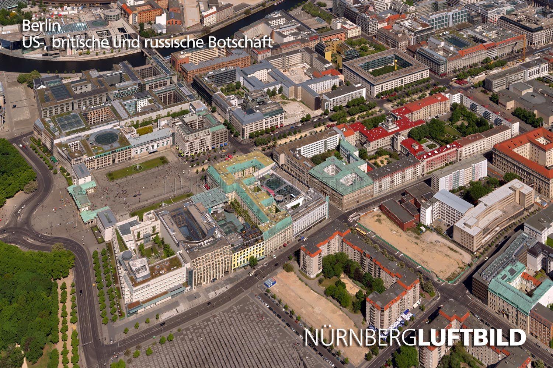 Brandenburger Tor Berlin Luftaufnahme In 2020 Berlin Berlin Stadt Luftaufnahme