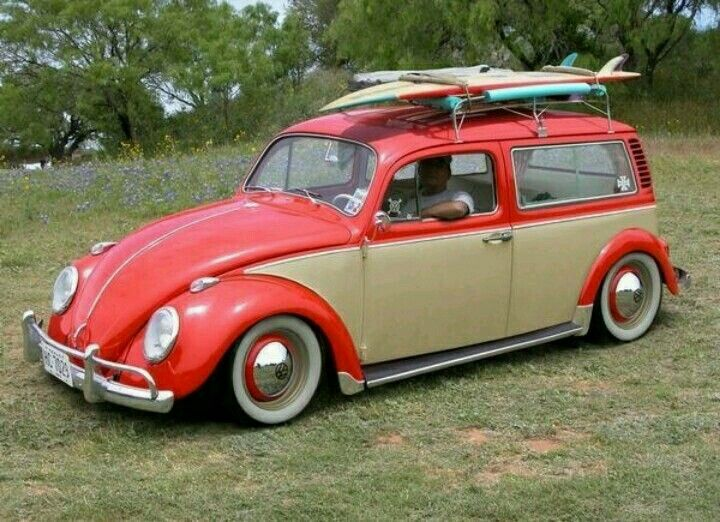 So you've got a spare Beetle and a spare T2, what would you do with it.... make a Beetle Station of course! I like original but fair enough... this rocks!