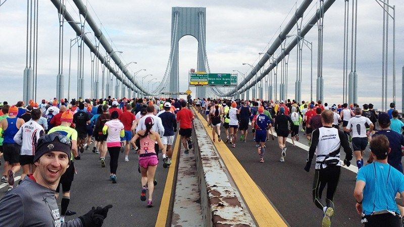 New york road runners sued over nyc marathon lottery