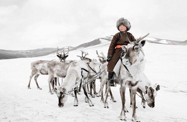 Tsaatan, Mongolia Jimmy Nelson