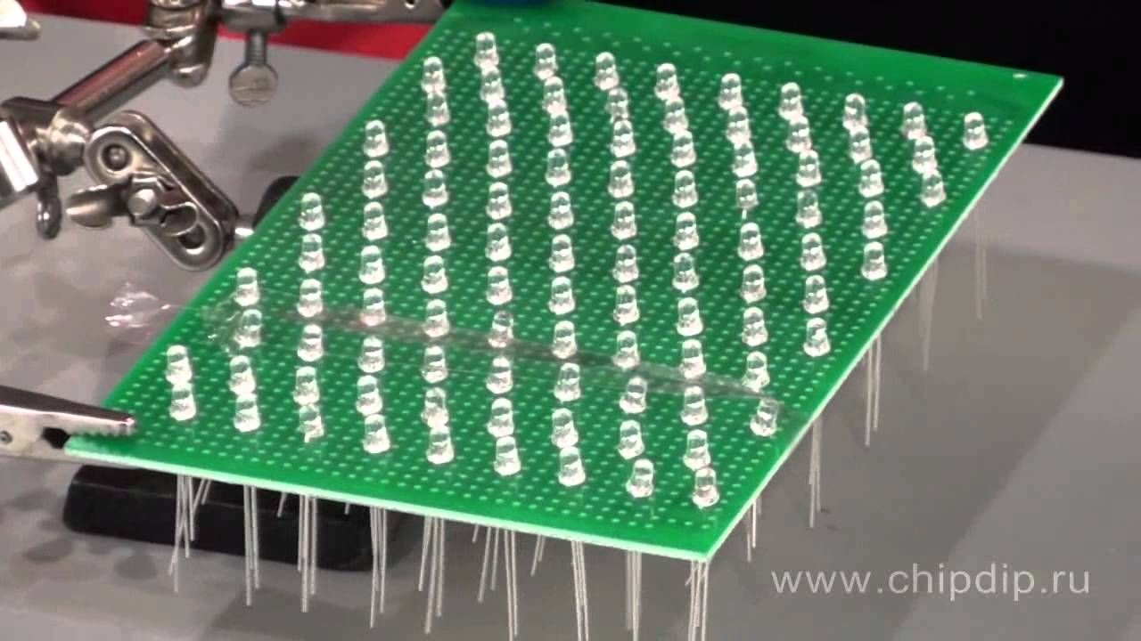 Do it yourself led matrix projects to try pinterest do it yourself led matrix solutioingenieria Images
