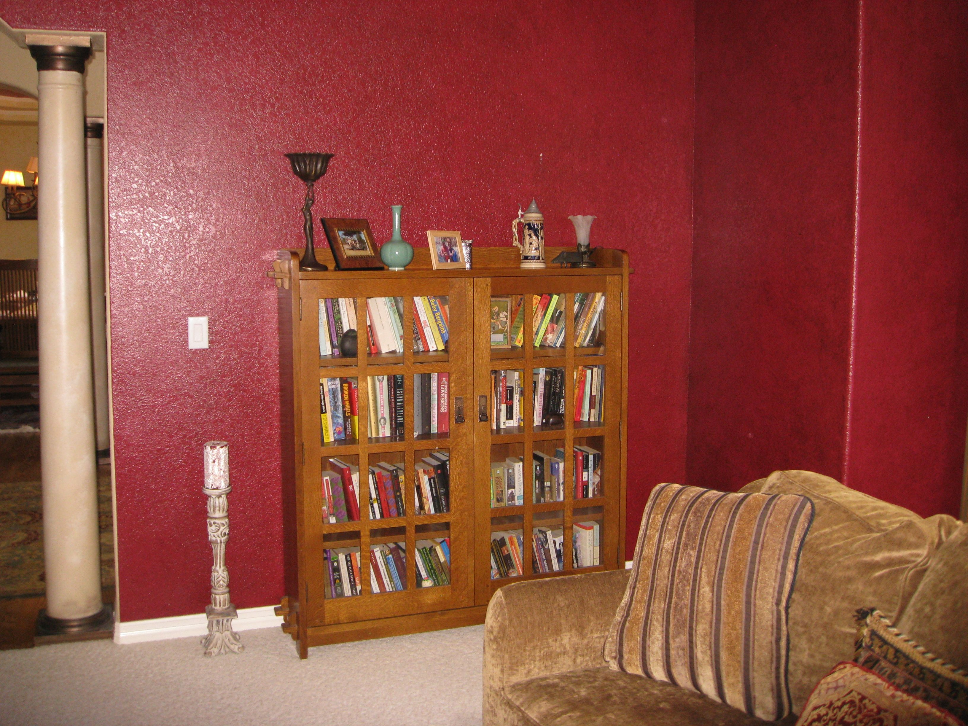 Living Room Before This Corner Is Now Filled With An Asian Screen And Art Home Remodeling Home Decor Home