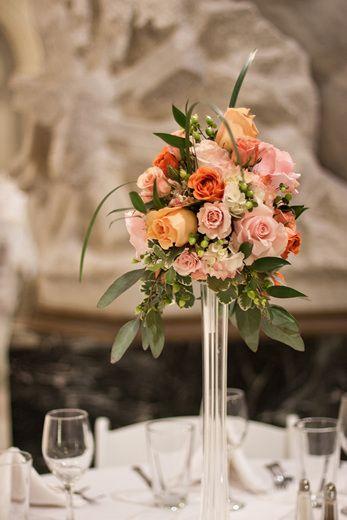Flower arrangements in eiffel tower vases google search