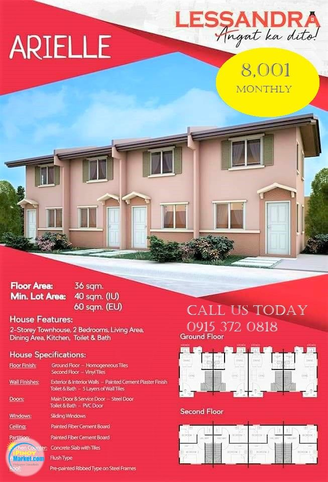 Lessandra homes phase in camella provence located malolos bulacan near vistamall also rh ar pinterest