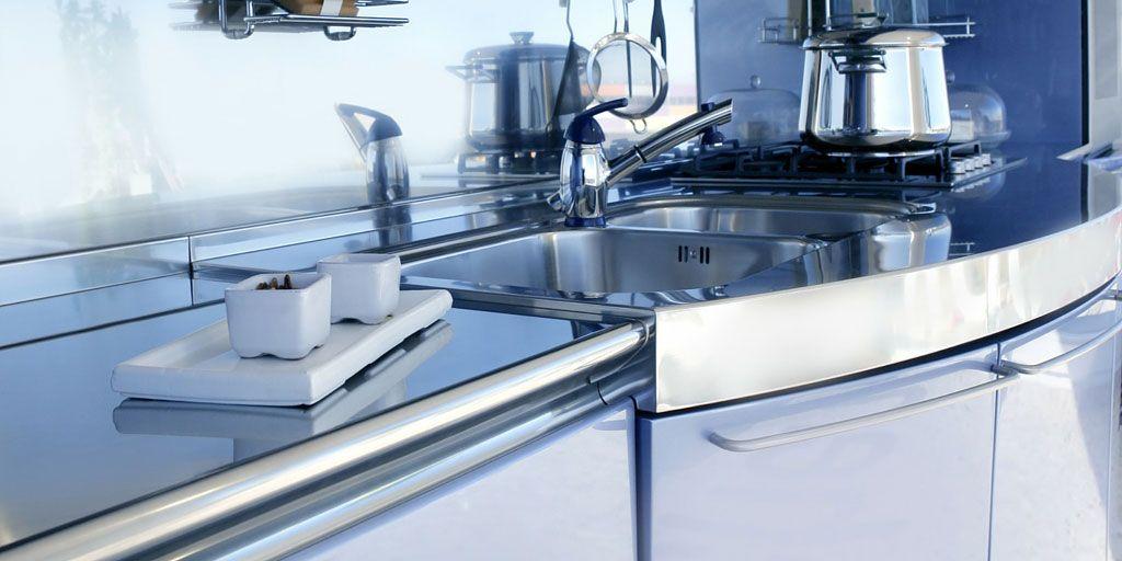Hochglanzfronten reinigen in der Küche beste Tipps - küche putzen tipps
