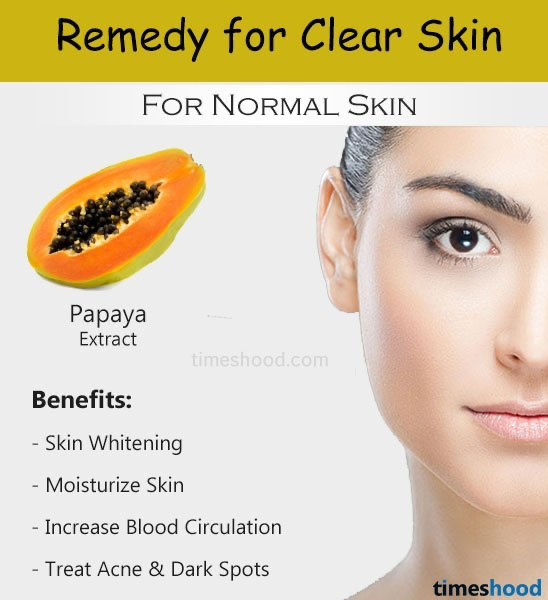 Skin natural remedies for clear How to