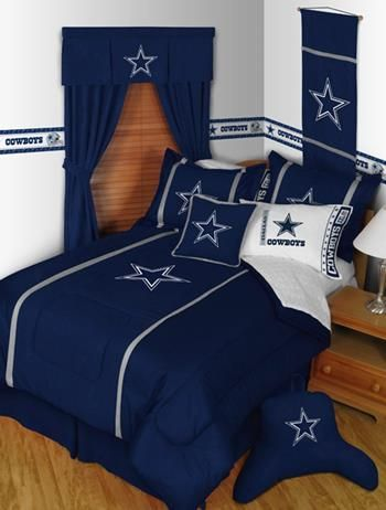 I Remember Having A Dallas Cowboys Bedroom Set When I Was Younger Lol