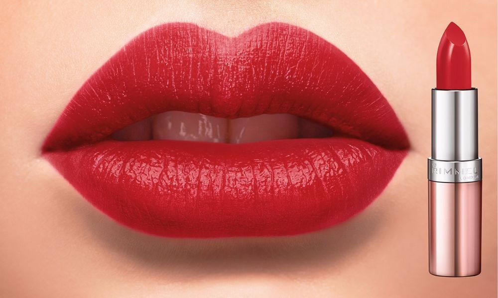 Rimmel Lasting Finish Lipstick By Kate 51 Muse Red Rimmel