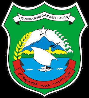 Logo Kabupaten Pangkep Lambang Pangkep Kepulauan Indonesia Kota