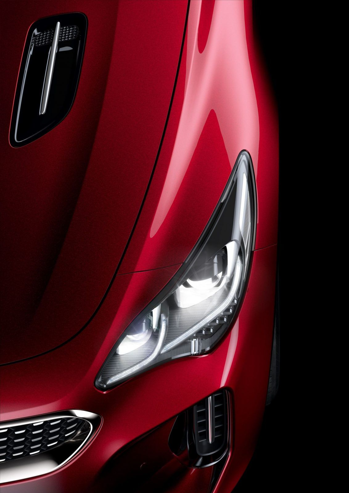 2018 KIA Stinger GT U2013 365HP Turbo Fastback Bows In Detroit