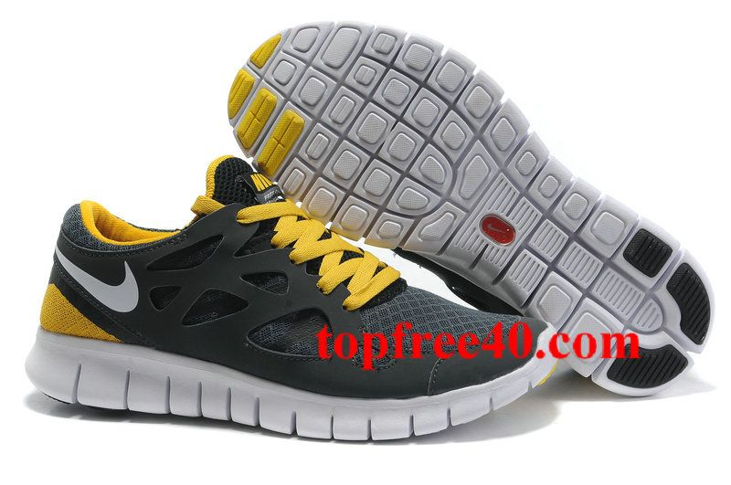 40b23f9145cb for half off nike shoes   53.14 - Nike Free Run 2 Size 12 Anthracite White