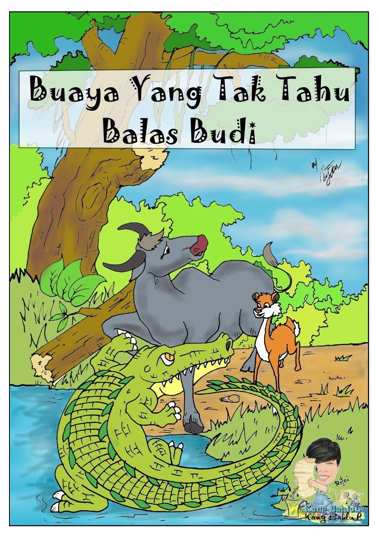 Cerita Dongeng Tikus Dan Monyet Di 2021 Dongeng Monyet Cerita