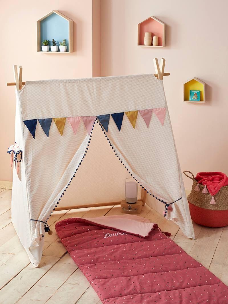 Set of 3 House-Shaped Shelves – blue dark solid, Bedding & Decor | Vertbaudet Children's room