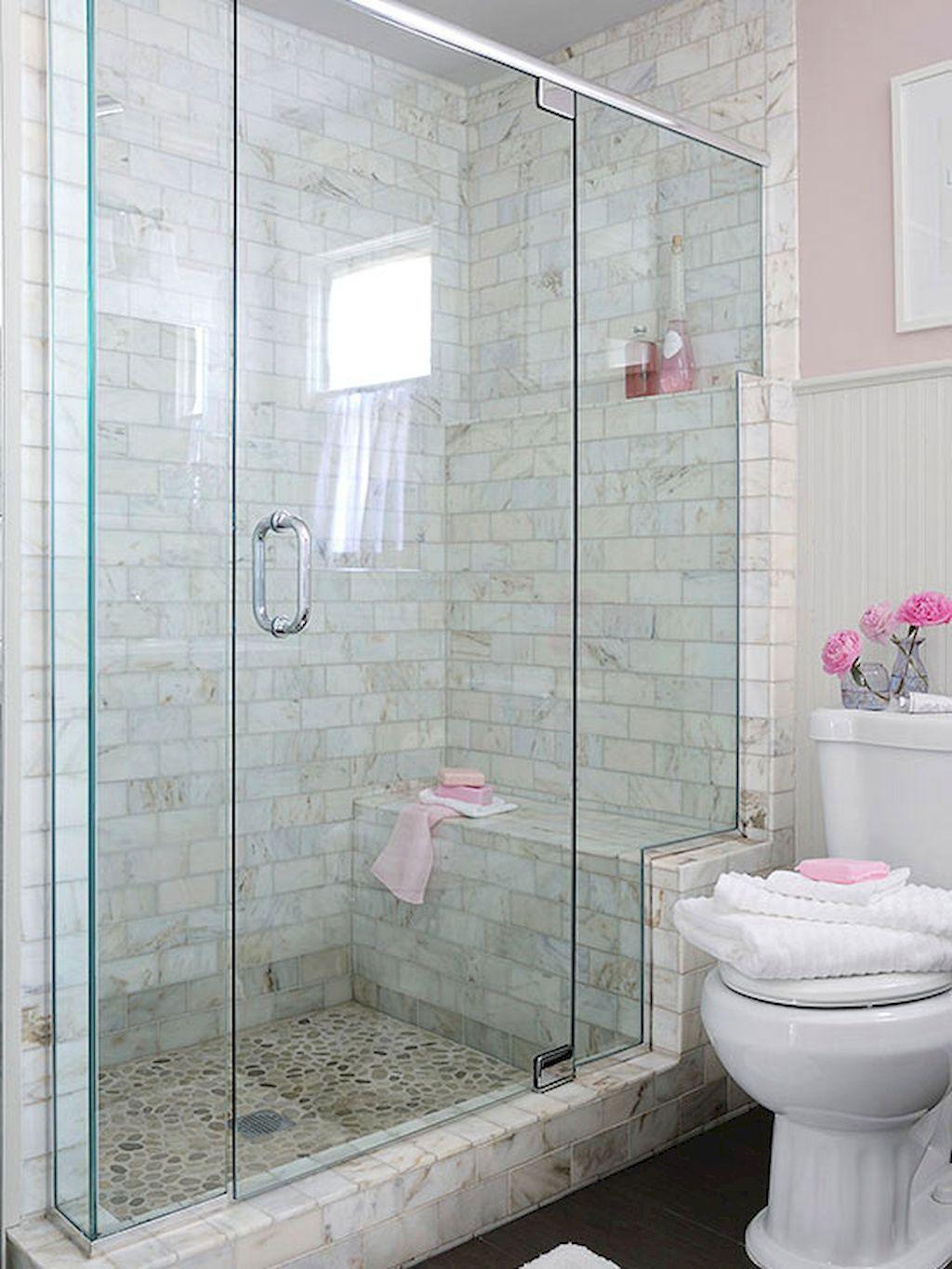 Fresh small master bathroom remodel ideas on a budget (34 | Master ...