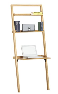 Steal Of The Day Crate Barrel Sloane Leaning Desk