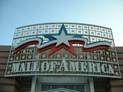 Mall of America!! I grew up going there in MN!! So much fun!