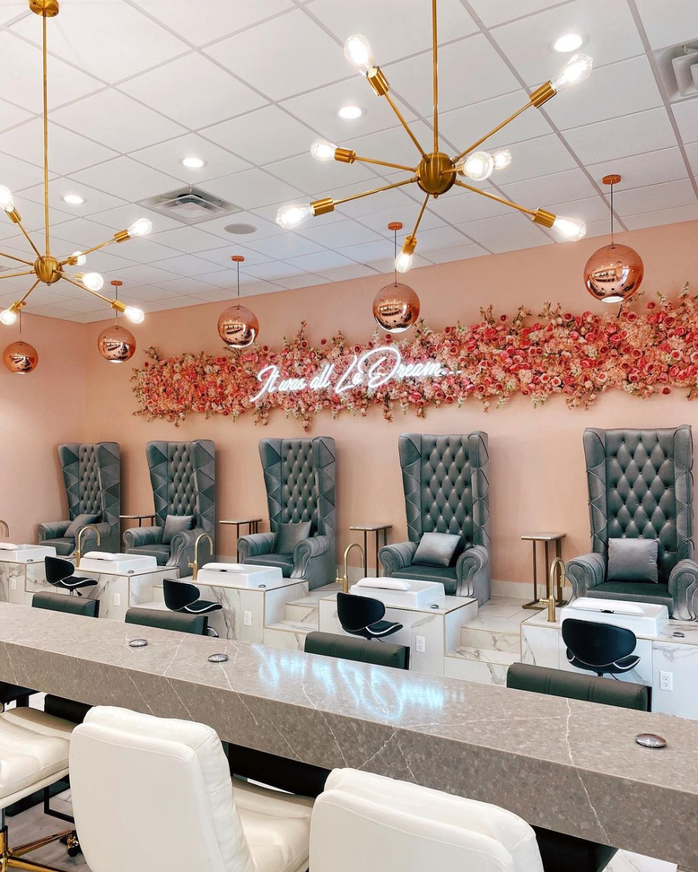 Jax Events Powered By Unation Stufftodoinjacksonville Instagram Photos And Videos Nail Salon And Spa Decor Home Decor