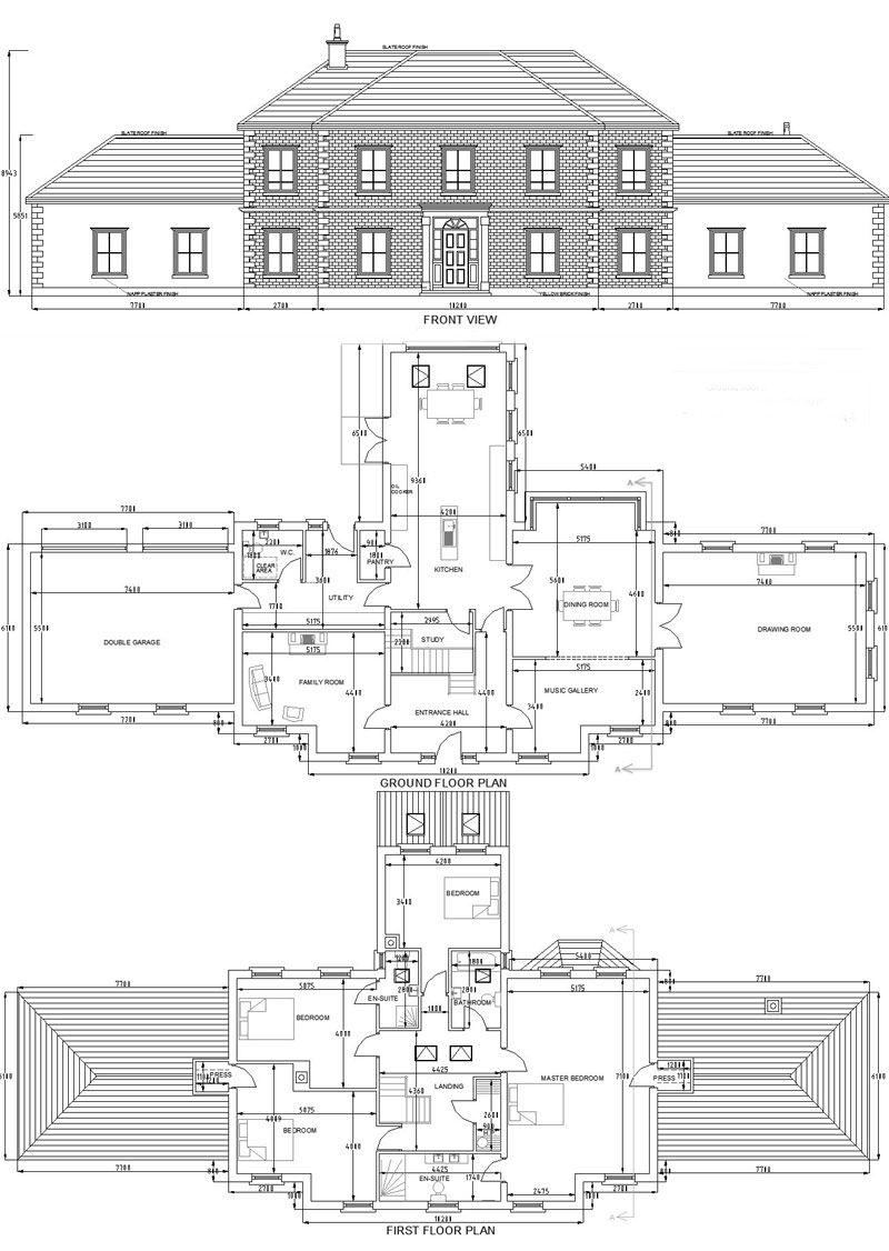 Baby Nursery Georgian Style Floor Plans Buy House Plans Bungalows Storey And A Half Two C N Sty Irish House Plans House Plans With Pictures House Floor Plans