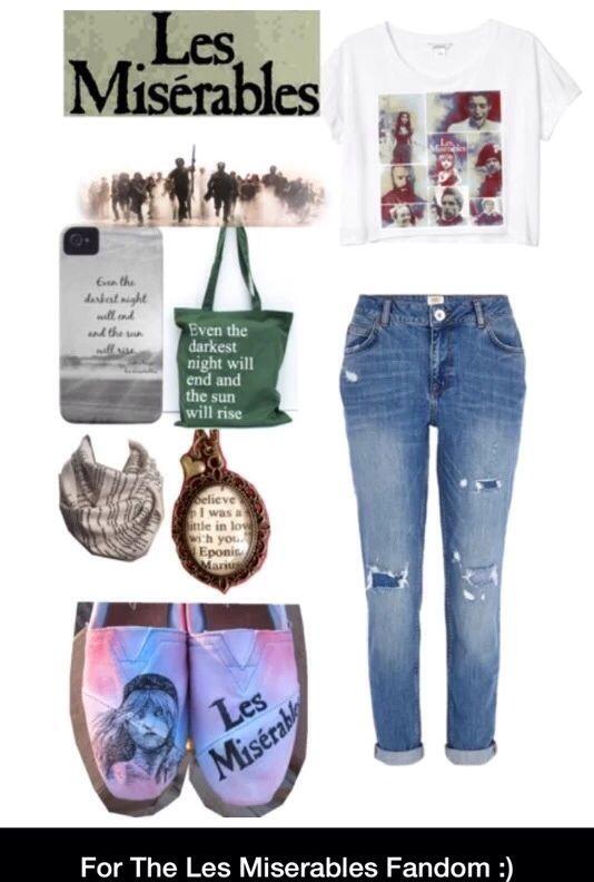 Les Miserables outfit