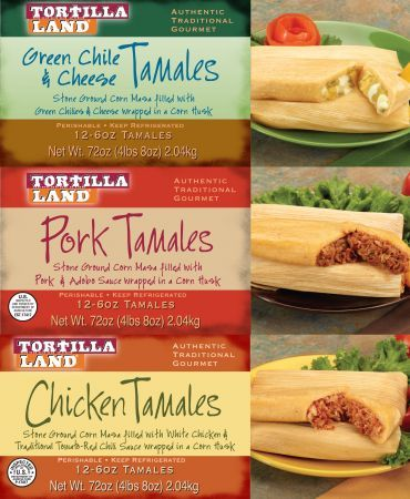 TortillaLand Tamales are available in some #Costco locations- for a limited time only!