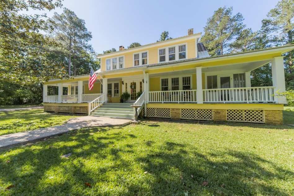 1923 - Eunice, LA - $345,000 - Old House Dreams | Old ...