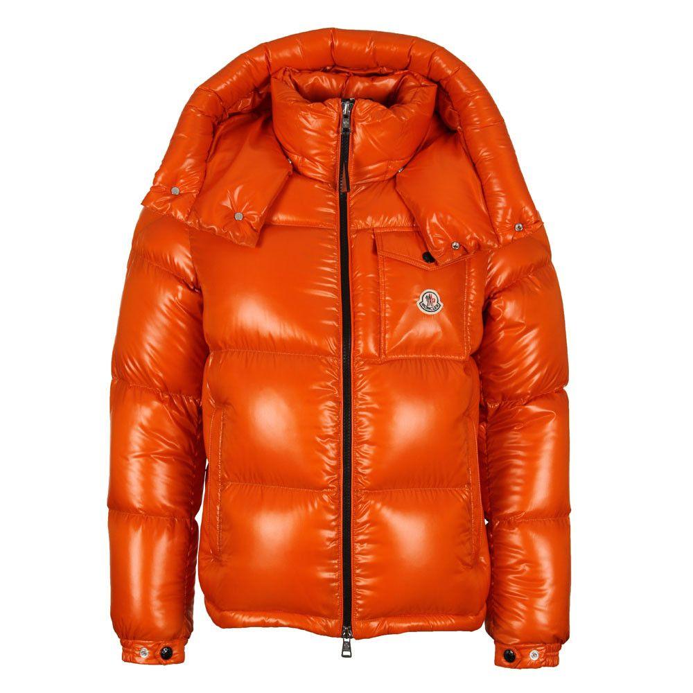 4ba9c4460 Montbeliard Jacket - Orange   Down jacket 2   Jackets, Winter ...