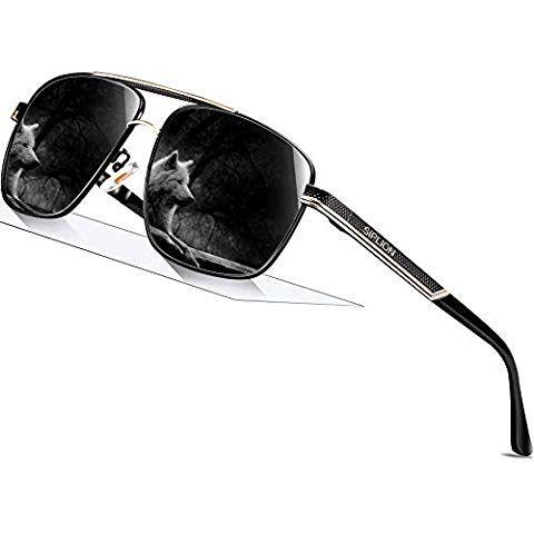 c5d4143726 Para Hombre Gafas Sol Polarizadas De Siplion CBWrdoex