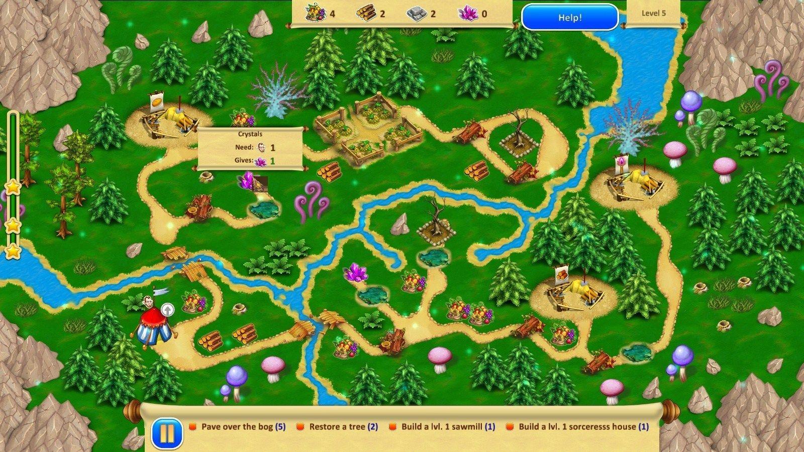 Hilf Der Gnomenprinzessin Mit Gnomes Garden 3 Der Dieb Der Burgen Auf Xbox One Stichworte Xbox One Xbox Android Spiele